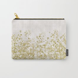 Golden ombre - soft pearl Carry-All Pouch