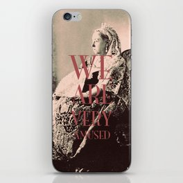 ♡ Your Majesty? ♡ iPhone Skin