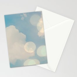 Catching the Last Rays Stationery Cards
