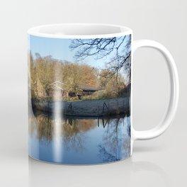 Dreamhouse Between the Blues Coffee Mug
