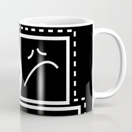 Smiles And Frowns Coffee Mug