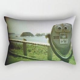 Cape Meares Lookout Rectangular Pillow