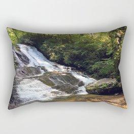 Cathy Creek Falls Rectangular Pillow