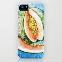El Melon Mexican Loteria Card iPhone Case