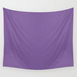 Purple Medium Wall Tapestry