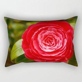 Camellia japonica Rectangular Pillow