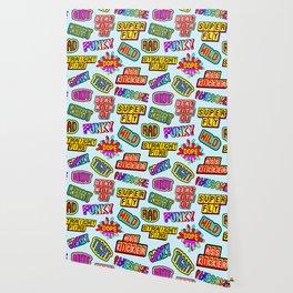 Funky pattern #06 Wallpaper