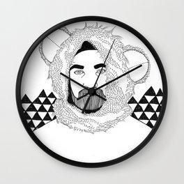 Shapeshifter Wall Clock