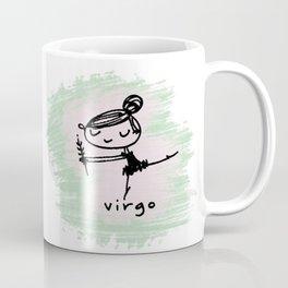 virgo dancey-pants Coffee Mug