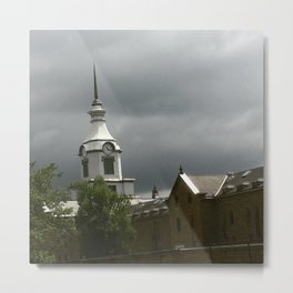 Time Keeper Metal Print