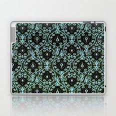 BOHO PAISLEY IN MINT Laptop & iPad Skin