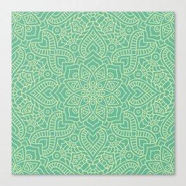 Mandala 16 Canvas Print