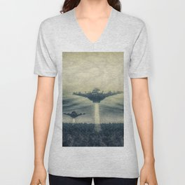 Search And Rescue Unisex V-Neck