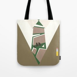 Shutter Island Tote Bag