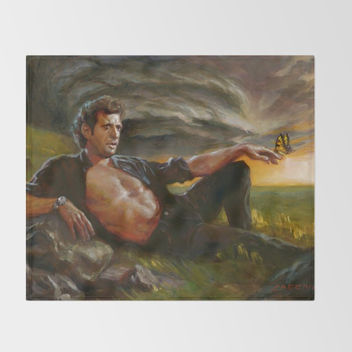 Ian Malcolm: From Chaos Decke