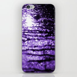 Purples Revenge iPhone Skin