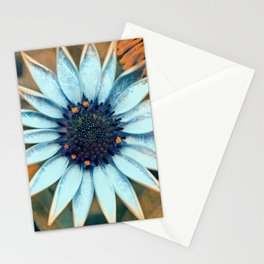 Floral abstract 2 Stationery Cards