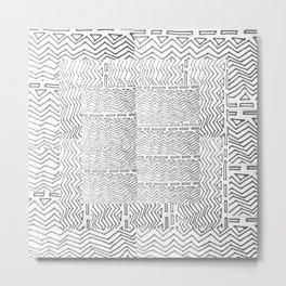 Lolo. Metal Print