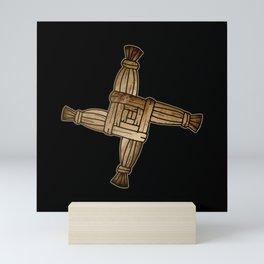 Saint Brigid's Cross Mini Art Print