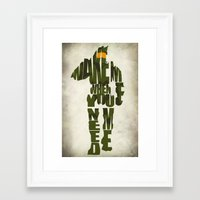 master chief Framed Art Prints featuring Master Chief by A Deniz Akerman