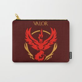 Team Valor - Inferno is Coming Carry-All Pouch