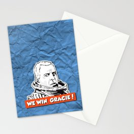We Win, Gracie! Stationery Cards