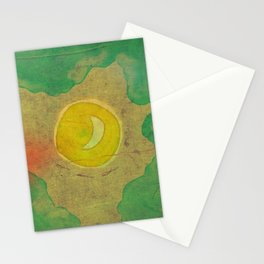 citrus moon Stationery Cards