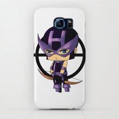 Chibi Hawkeye Slim Case Galaxy S6