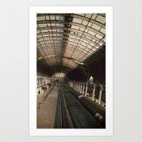 St. Pancras Art Print