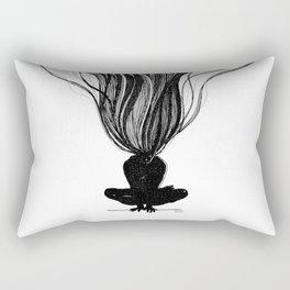 Tolasana Rectangular Pillow