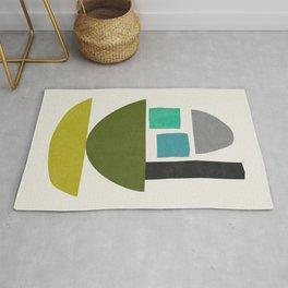 Abstract No.21 Rug