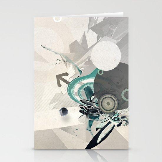 ASCEND (version zero) Stationery Cards