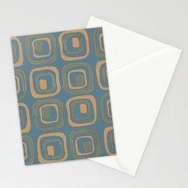 Blueprint Pattern N5 Stationery Cards