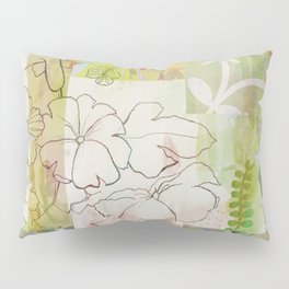 Sage Obscurity Pillow Sham