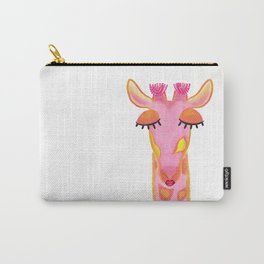 Giraffe Nursery Carry-All Pouch
