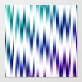 Abstract Vertical pattern Canvas Print
