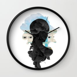 SVT - Mingyu Smoke Effect Wall Clock