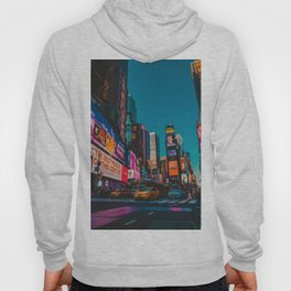 City Lights NYC (Color) Hoody