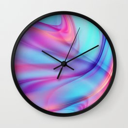 Into The Unknown XCIII Wall Clock