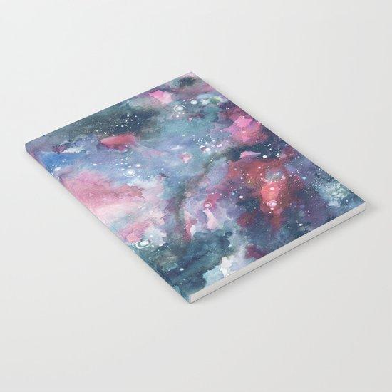 Nebula Sky Notebook