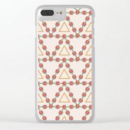 Mantua Clear iPhone Case