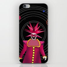 space vector iPhone & iPod Skin