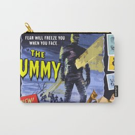 The Mummy * Vintage Movies Inspiration Carry-All Pouch