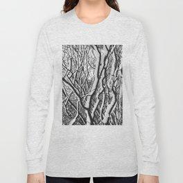 sleepy trees Long Sleeve T-shirt