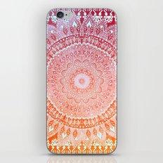 SPRING MANDALIKA iPhone & iPod Skin