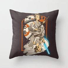 Newest Hope Throw Pillow
