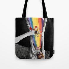 Photon Inertia Tote Bag