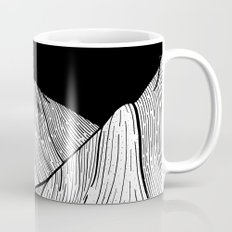 As The Mountains Rise Up Mug