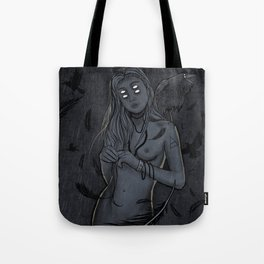 Crowmother Tote Bag