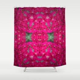 Extreme Ikebana Shower Curtain